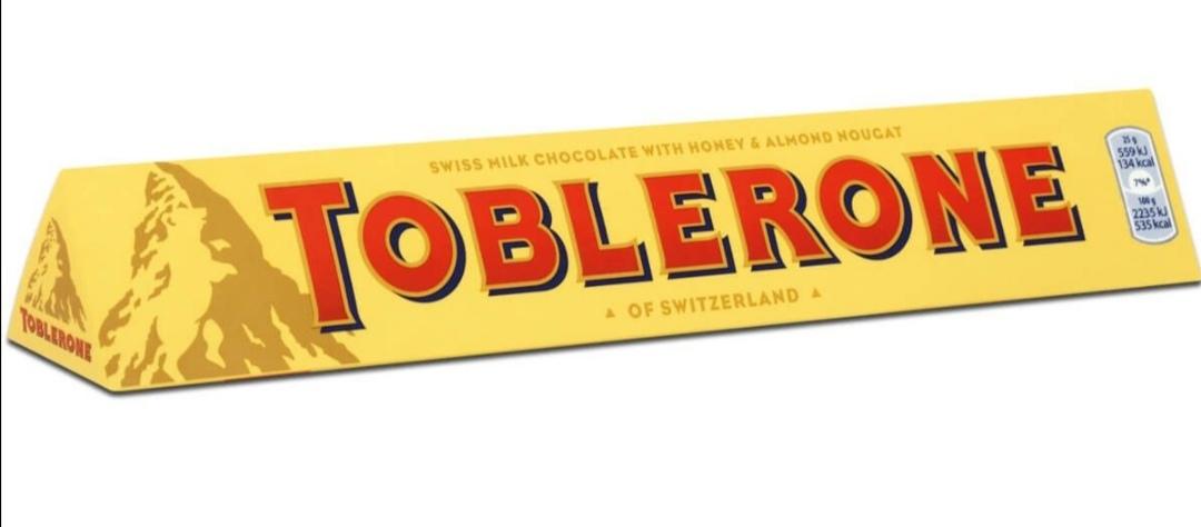 Toblerone Original 360g £1.25 @ Tesco Express (Grappenhall)