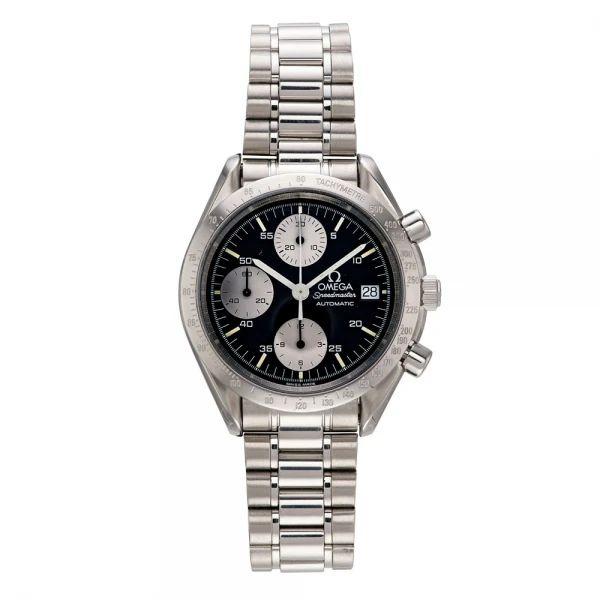 Pre-Owned Omega SpeedMaster Reverse Panda Watch £1606 @ Burrells