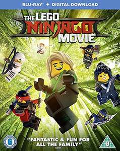 The LEGO® Ninjago Movie - Blu-ray - £2 (+£2.99 non-prime) @ Amazon