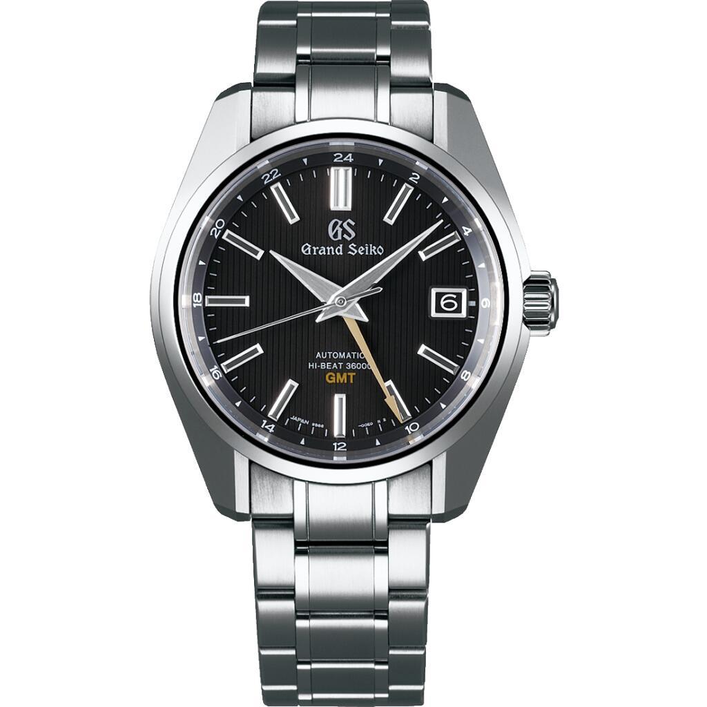 Grand Seiko Hi-Beat GMT Watch £5400 @ AMJ Watches