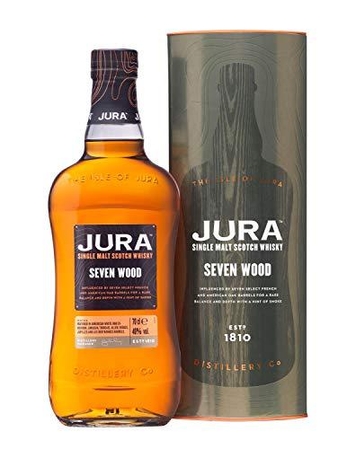 Jura Seven Wood Single Malt Whisky, 70cl £39.75 @ Amazon