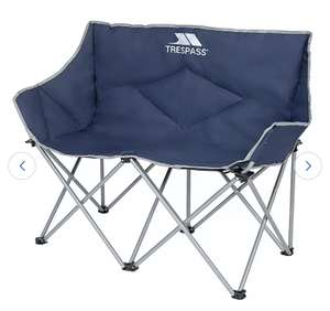 Trespass Double Seat Folding Chair - £12 (+£3.95 Delivery) @ Argos