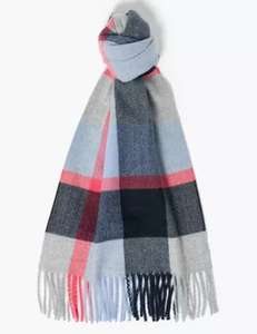 Checked Scarf at Marks & Spencer for £11 delivered