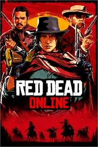 Red Dead Online at Microsoft for £4.49