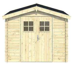 Blooma Mokau 7x6 Apex Tongue & groove Wooden Shed @ B&Q for £392