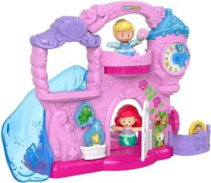 Fisher Price Little people Princess Castle £10 + £3.95 del in Argos