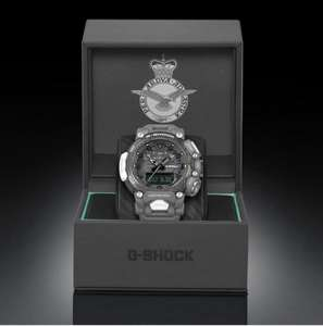 Casio G-Shock Special Edition RAF Gravity Master Chronograph Watch £279.19 at W Hamond Jewellers