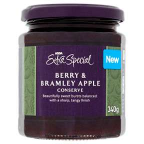 Restocked Extra Special Berry and Bramley jam still 15p in store @ ASDA Dover