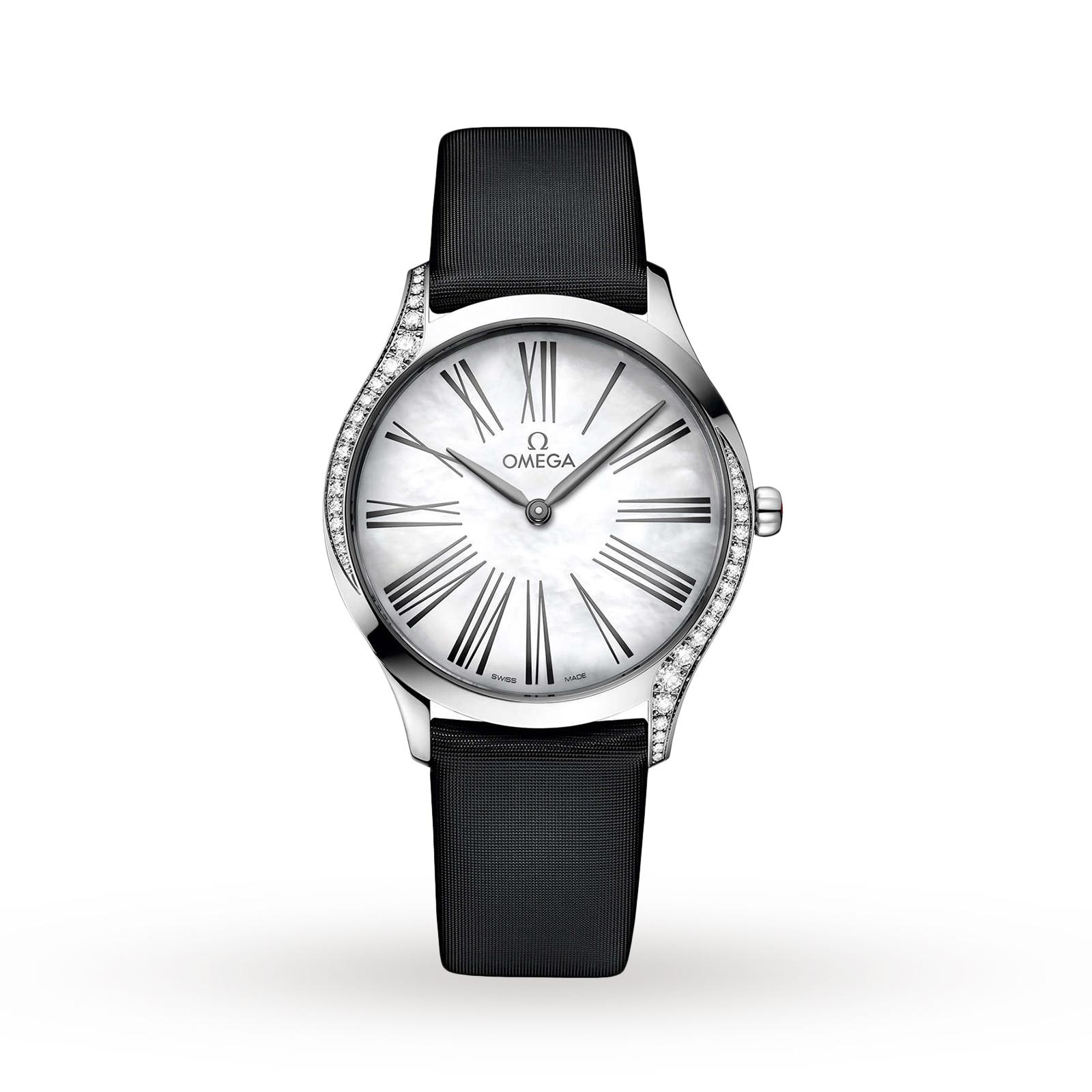 Omega De Ville Tresor 36mm Ladies Watch £2000 @ Goldsmiths
