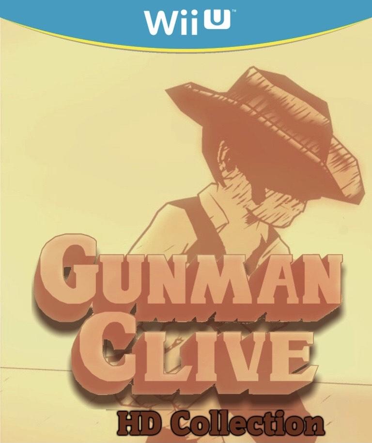 Nintendo Wii U Gunman Clive HD Collection £1.79 at Nintendo eShop