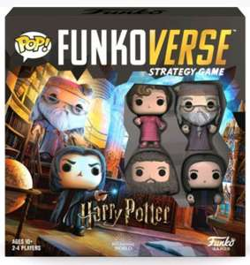 Harry Potter Funkoverse 102 £24.79 Delivered @ Hive Store