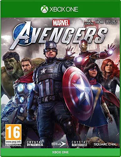 Marvel's Avengers (Xbox One) £21 @ Amazon