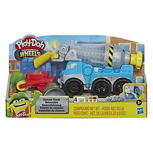 Play-Doh Wheels Cement Truck £12.99 (Prime) + £4.49 (non Prime) at Amazon