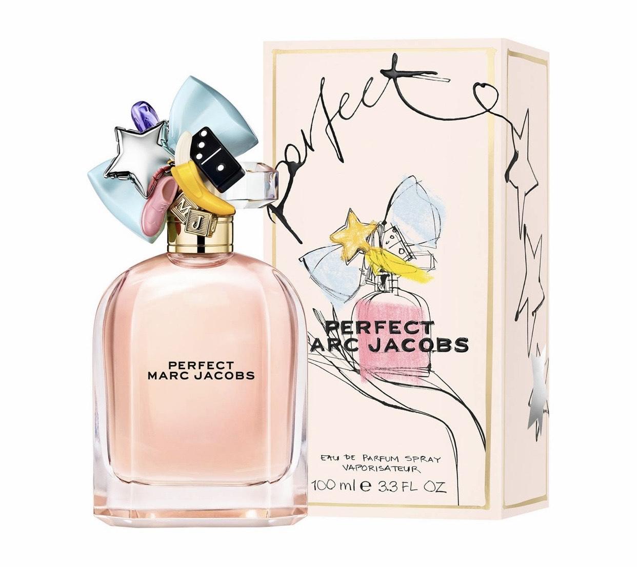 Marc Jacobs - 'Perfect' Eau de Parfum 50ml delivered