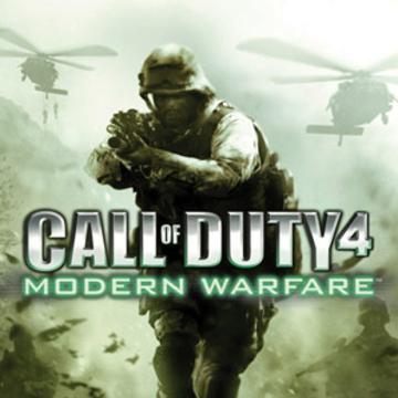 Call Of Duty 4 Modern Warfare (PC Steam) £9.99 @ Steam Store