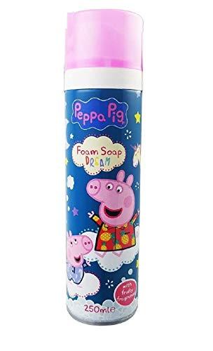 Peppa Pig Foam Soap £1.99 prime / £6.48 non prime Amazon