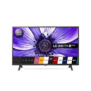 LG 55UN70006LA 55 Inch UHD 4K HDR Smart LED TV with Freeview HD/Freesat HD £404 at Amazon