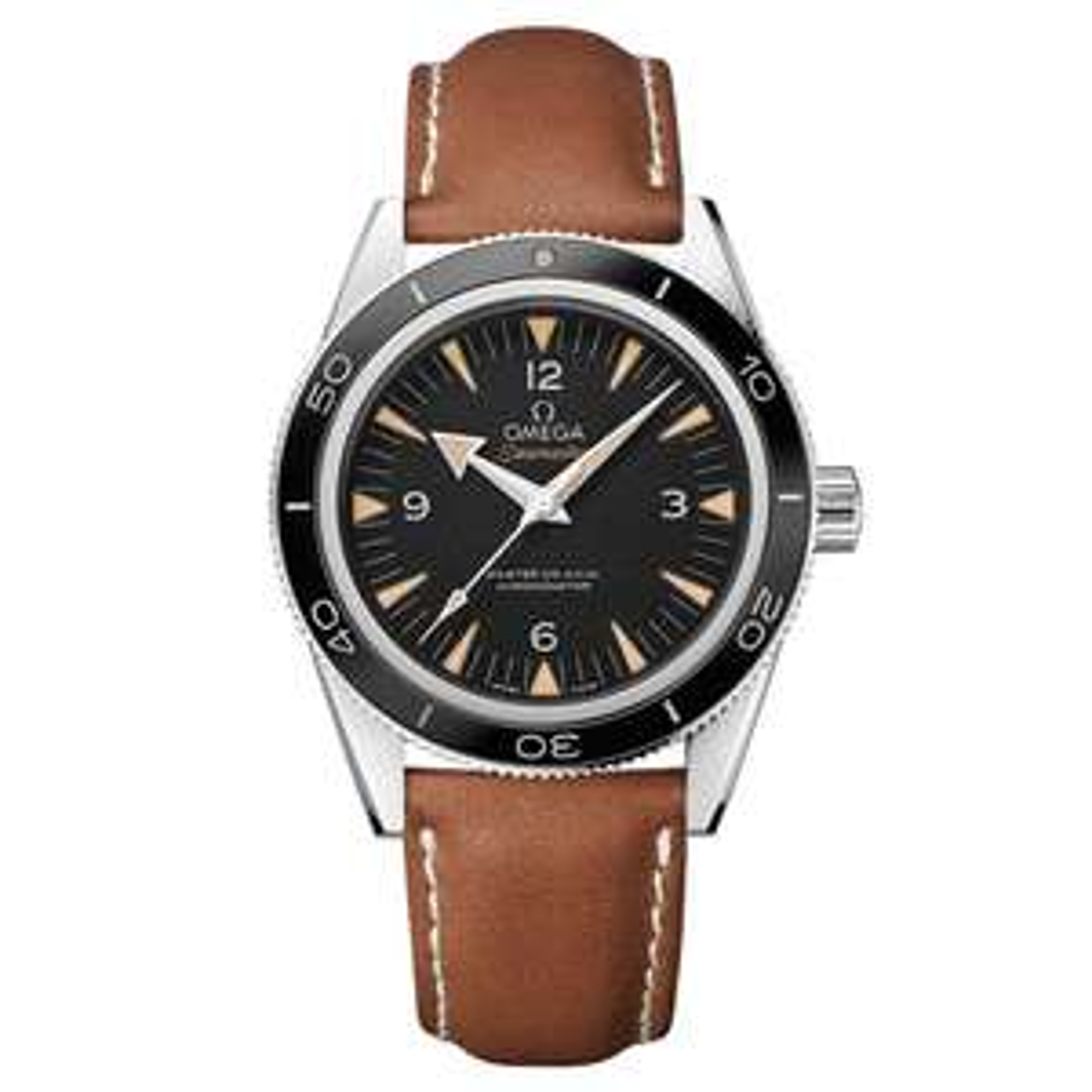 OMEGA Seamaster 300 Automatic Chronometer Men's Watch £4250 at BEAVERBROOKS