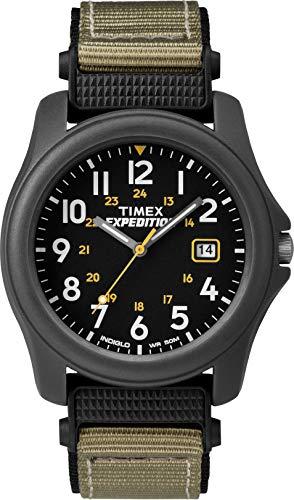 Timex T42571 Unisex Quartz Camper 39mm Watch with Nylon Strap - £24.80 @ Amazon