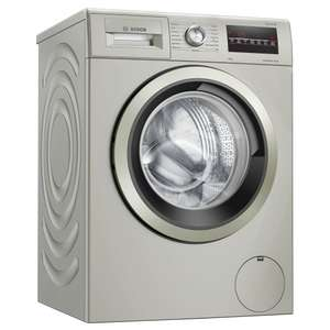 Bosch WAN282X1GB 8kg Serie 4 Washing Machine 1400rpm – Silver £349.99 delivered with code (299 after cashback) @ Appliance City