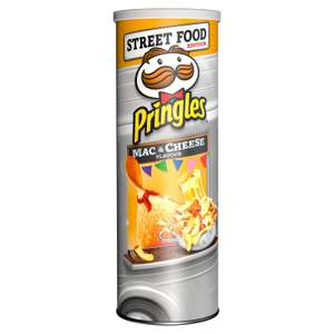 Pringles Bacon Mac & Cheese £1.50 at Iceland Chester