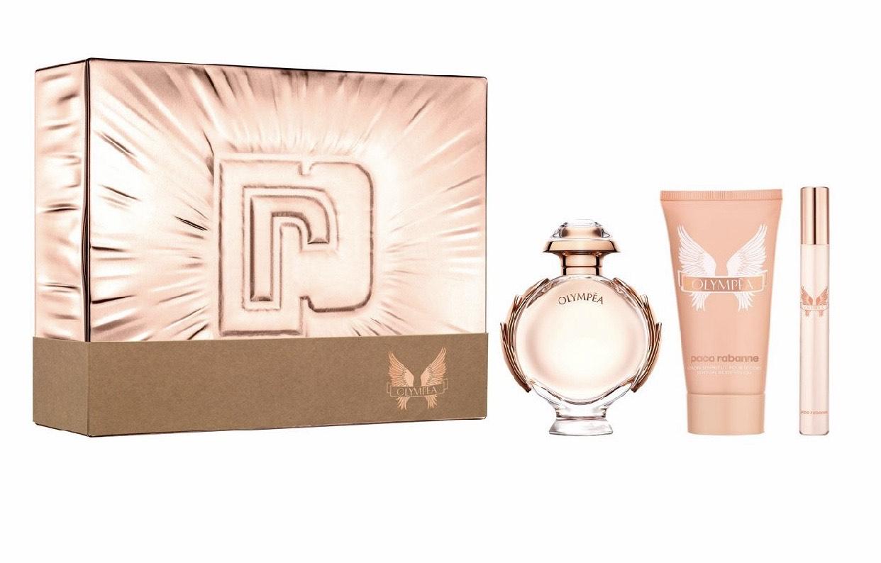 Paco Rabanne Olympea Eau De Parfum 50ml Set £42.99 at Boots