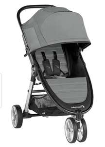 Baby Jogger City Mini 2 Pushchair Lightweight, Foldable & Compact 3-Wheel Stroller Slate (Grey) £199.10 at Amazon