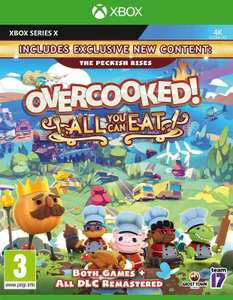 Overcooked! All You Can Eat (Xbox Series X) £21.24 delivered using code @ Boss Deals eBay