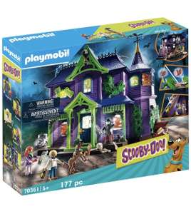 Playmobil 70361 Scooby-Doo! Mystery Mansion - £66.99 Delivered @ Amazon