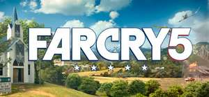 Far Cry 5 (UPLAY) £8.77 at Gamebillet