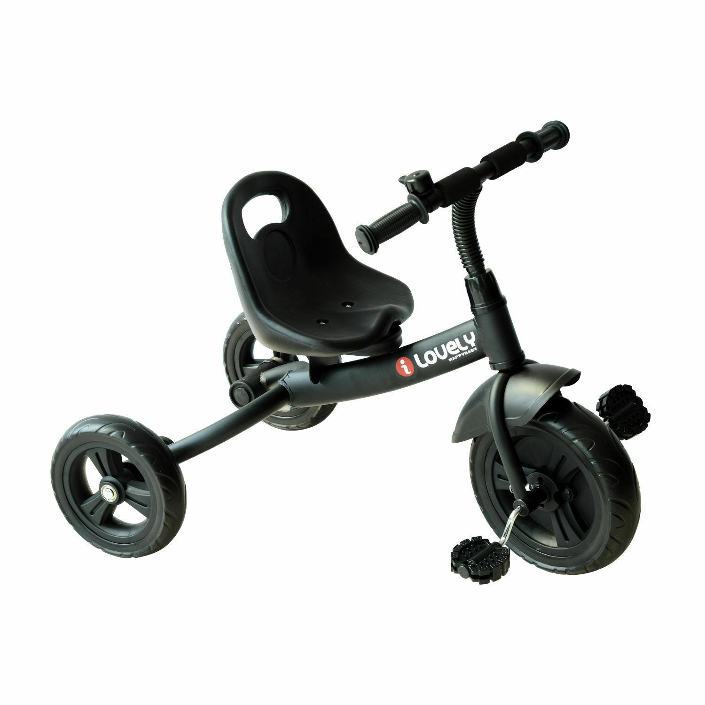 HOMCOM Toddler three-wheel trike in black for £29.74 delivered using code @ eBay / 2011homcom