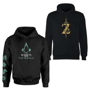 2 for £28 on Officially licensed hoodies and sweatshirts - Nintendo, Cartoon Network, Looney Tunes, Marvel (660 items) + £1.99 del @ Zavvi