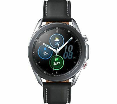 SAMSUNG Galaxy Watch3 4G - Mystic Silver, 45 mm Open Box £221.24 @ eBay Currys