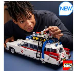 Lego Art And Creator Expert Ghostbuster ECT-1 - Model 10274 £156.99 delivered @ Costco