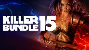 Killer Bundle 15 (8 Steam Games : The Walking Dead/ Dirt Rally 2.0/ Streets of Fury/ Road Redemption and more) £4.49 @ Fanatical
