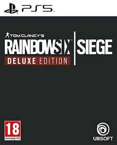 Tom Clancy's Rainbow Six Siege: Deluxe Edition (PS5 / Xbox Series X) Physical Disc Pre-Order £21.24 delivered using code @ Boss Deals eBay