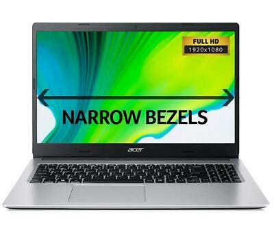 """ACER Aspire 3 A315-23 15.6"""" Laptop - AMD Ryzen 5 3500u, 8GB RAM, 512GB SSD, Silver - Heavy box damage £434.18 @ currys_clearance / eBay"""
