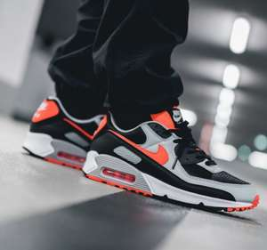 Nike Air Max 90 Trainers Now £65 + Free Delivery @ Office