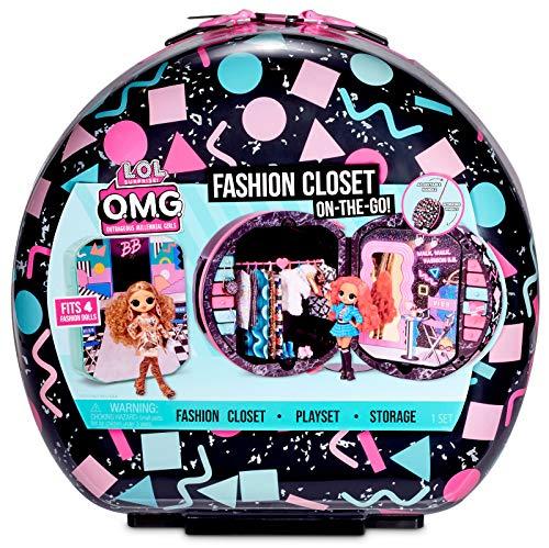 LOL Surprise OMG Fashion Closet On-The-Go £58.97 @ Amazon