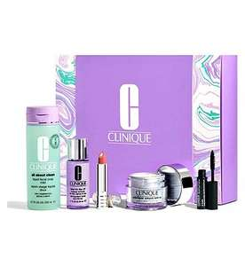 Clinique Spring Essentials Set Only £39.50 @ Boots