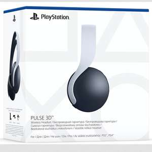 Pulse 3D Wireless Headset for PS5- £80.99 with code @ 365Games