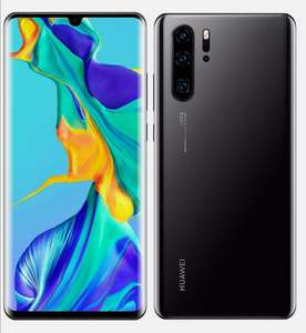 """NEW Huawei P30 Pro VOG-L09 4G 6.47"""" Smartphone 128GB Unlocked Sim-Free - Black - £389.99 With Code @ Cheapest_electrical / Ebay"""