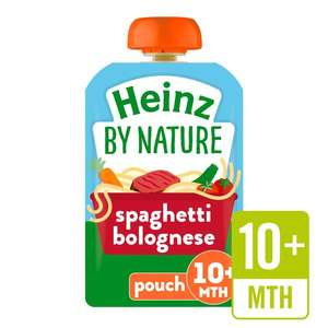 Heinz Baby food 39p at FarmFoods Camborne
