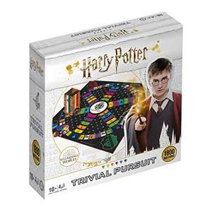 Harry Potter Ultimate Trivial Pursuit Board Game £20.30 delivered at Amazon