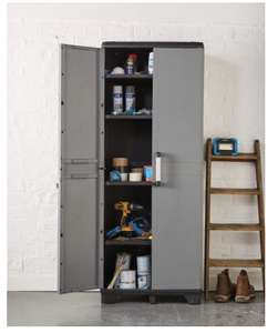 Workzone High All Purpose Cabinet £49.99 at Aldi
