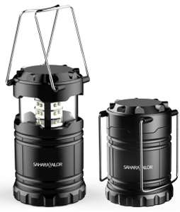 New Ultra Bright LED Lantern £7.64 Prime (+£4.49 NP) Sold by YTM-EU and Fulfilled by Amazon