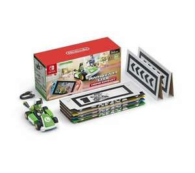 NINTENDO SWITCH Mario Kart Live: Home Circuit - Luigi DAMAGED BOX £63.10 @ eBay Currys Clearance