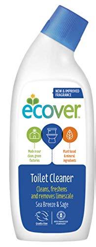 Ecover Toilet Cleaner Sea Breeze & Sage, 750ml £1.35 / £1.22 S&S (Prime) + £4.49 (non Prime) at Amazon