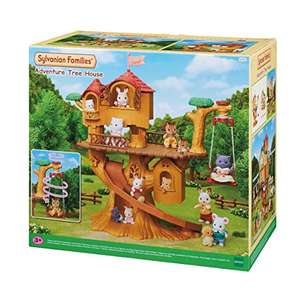 Sylvanian Families 5494 Adventure Tree House Playset £36.97 delivered at Amazon