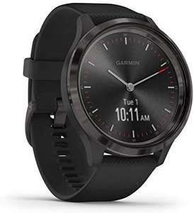 Garmin Vivomove 3 Hybrid Smartwatch with Real Watch Hands and Hidden Touchscreen Display - £139.99 @ Amazon
